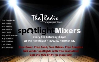 Tha1Radio: Spotlight Mixers @ Tha1Radio | San Antonio | Texas | United States