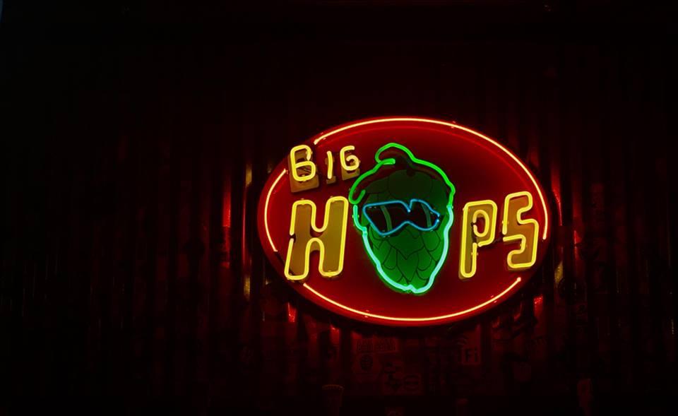 Big Hops: The Bridge